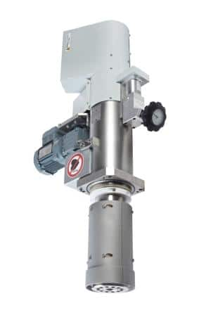 Sputter equipment: Axial magnetron