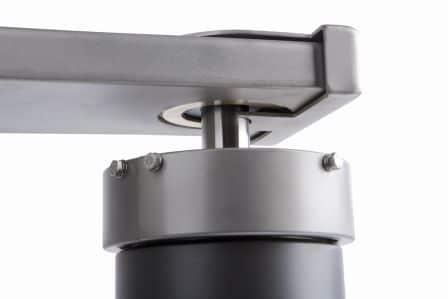 Sputter equipment: compact end block