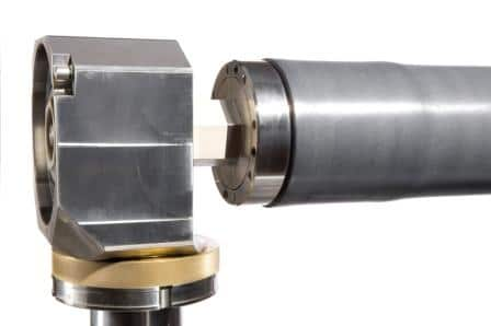 Sputter equipment: standard end block